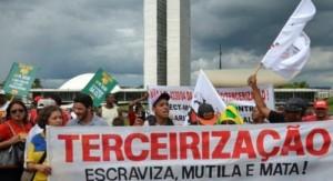 Terceirização-Congresso